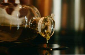 Olivenöl für Hundefutter