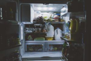 Kühlschrank aufbewahren